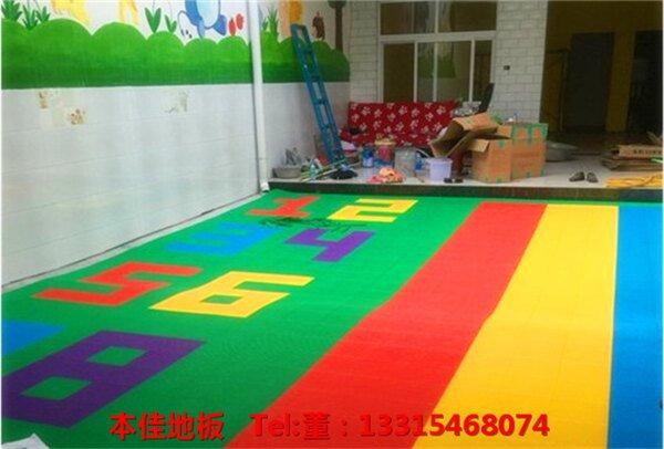 AA白水县户外悬浮式拼装地板铺设:上饶广丰
