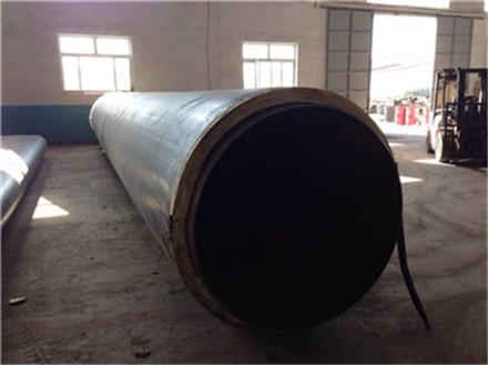 丽水无缝高温复合钢套钢蒸汽保温管厂家出售报价