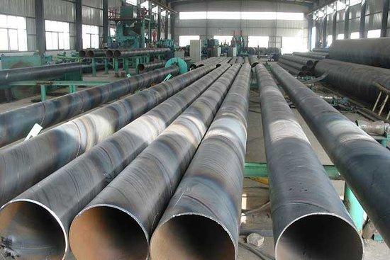 常州螺旋黄夹克保温钢管厂家生产厂家报价