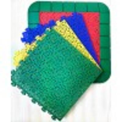 供应:山西珍珠米拼装地板安装【石家庄发货】
