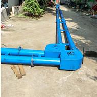 菏泽 小型管链机 粉料管链输送机规格