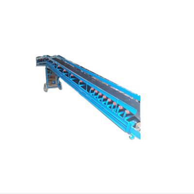 带式运输机型号厂家带式输送机定制参数 爬坡式上料机