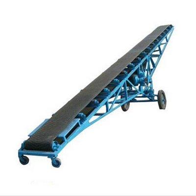 凹槽散煤输送机 带式输送机指导安装 的用途