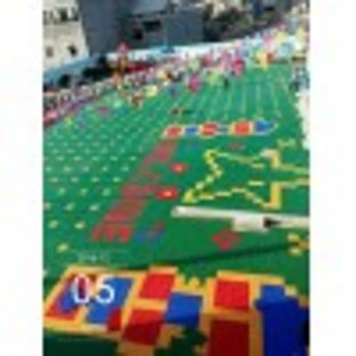 供应:广东幼儿园室内幼儿园悬浮地板【石家庄发货】