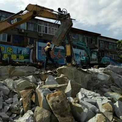 石灰岩开采大型劈裂机铜仁沿河厂家报价
