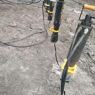 岩石力撑裂机/和田裂石器