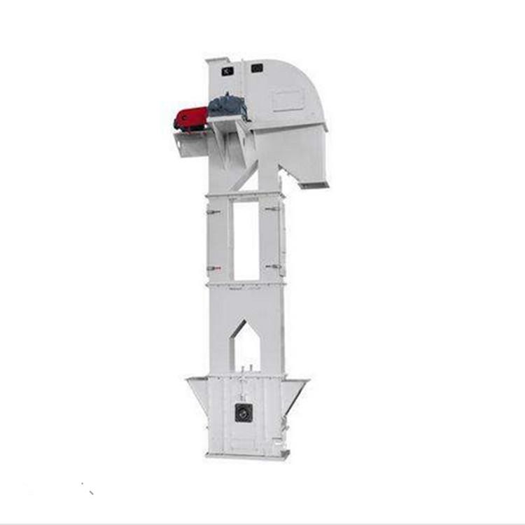 垂直提升机 厂家供货 不锈钢挖斗提升
