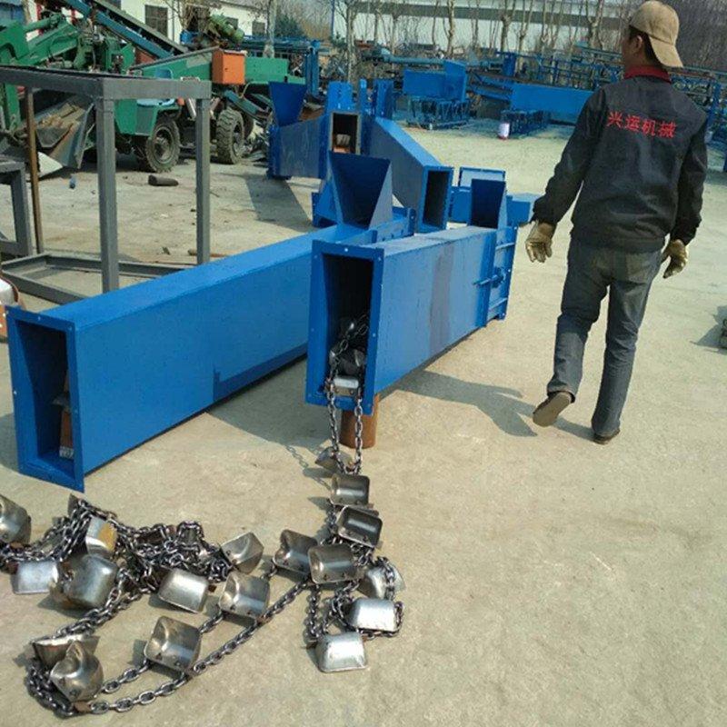 不锈钢材质提升机 厂家供应 塑料斗垂直提升机