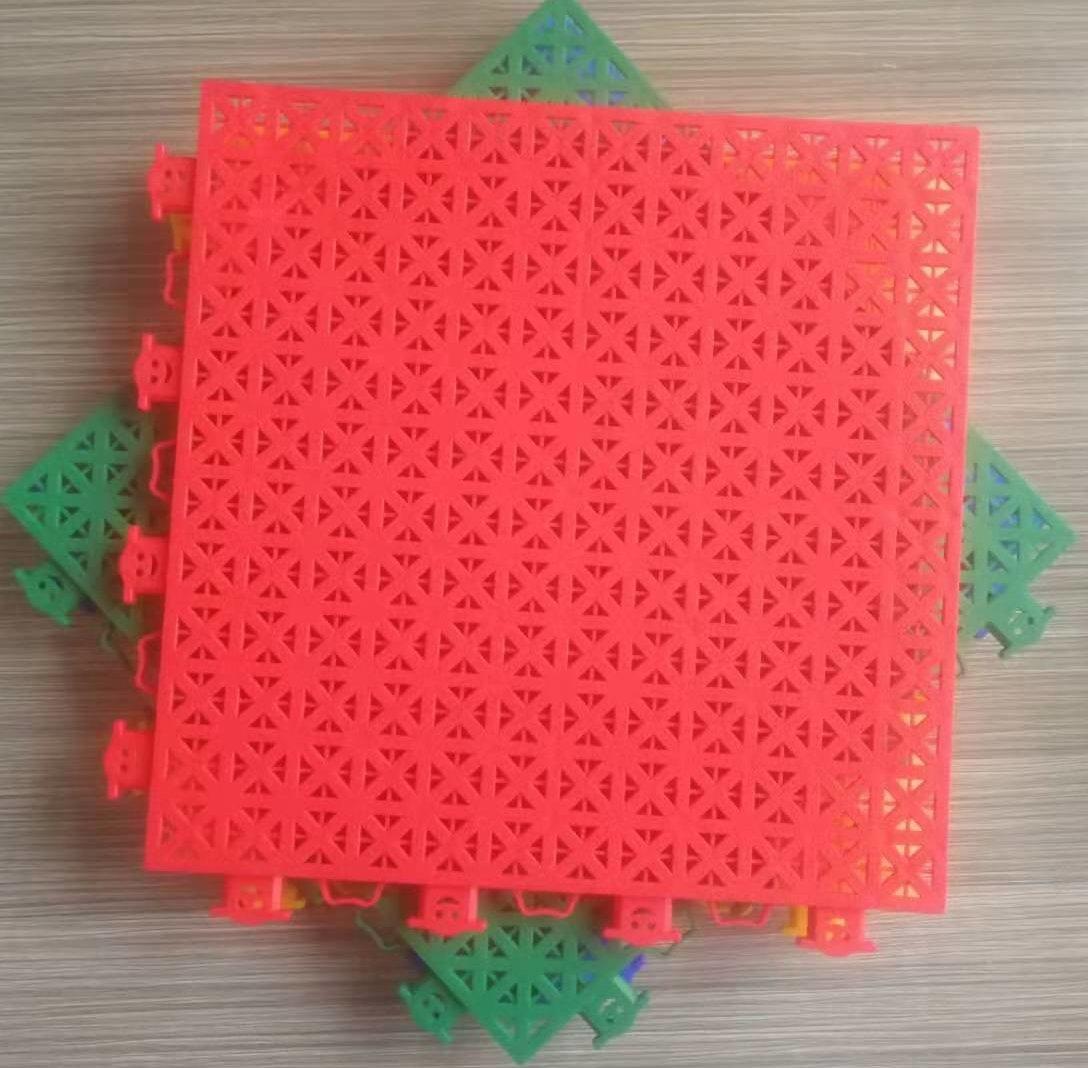 幼儿园铜川拼装地板厂家