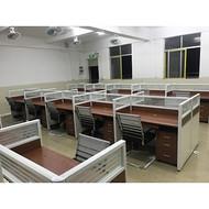 湛江办公家具屏风卡位会议桌