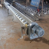 供应螺旋提升机 U型管加料机