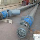 厂家推荐移动式螺旋输送机 U型管加料机