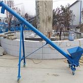 多用途移动式螺旋输送机 不锈钢上料机价格