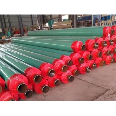 淮南供热聚氨酯预制直埋保温钢管厂家供货商