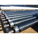 巴彦淖尔螺旋环氧煤沥青防腐钢管厂家市场价格