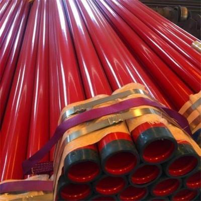 鹤壁瓦斯抽放防腐钢管厂家价格