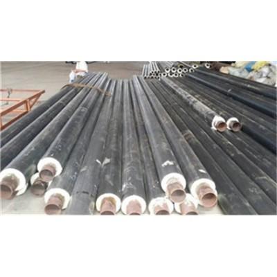 黑河预制直埋式保温管厂家厂家价格