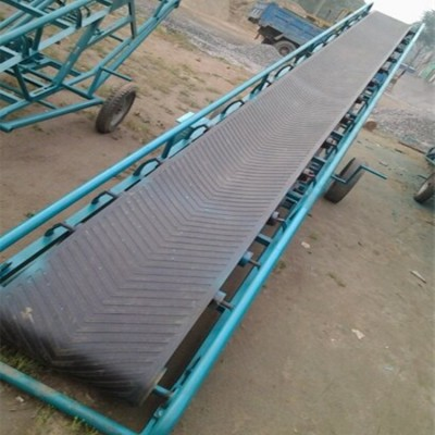 皮带机散料装车输送机 生产厂家