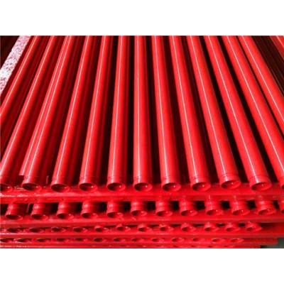 眉山消防用涂塑钢管价格批发商