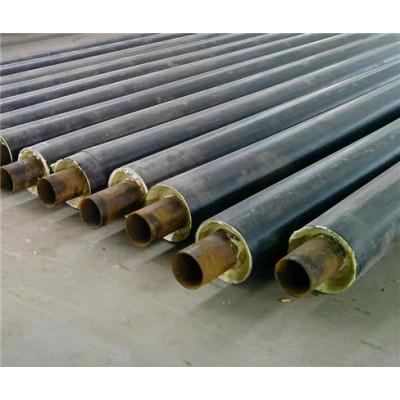 青岛黄夹克无缝保温钢管价格生产厂家