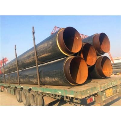 攀枝花钢套钢蒸汽保温钢管价格厂家批发