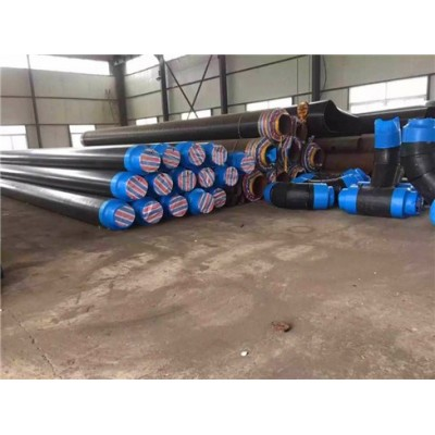 通化大口径环氧煤沥青防腐钢管价格厂家供应