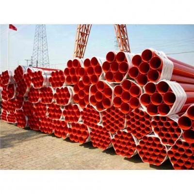 抚顺小口径排污专用防腐钢管价格厂商