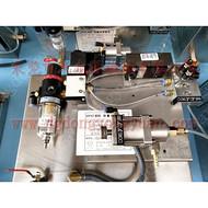 FSS-1000 硅钢片自动冲压涂油机,定量雾化喷油系统