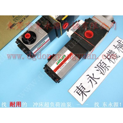 JC21-160冲压设备油泵维修,VA08-520