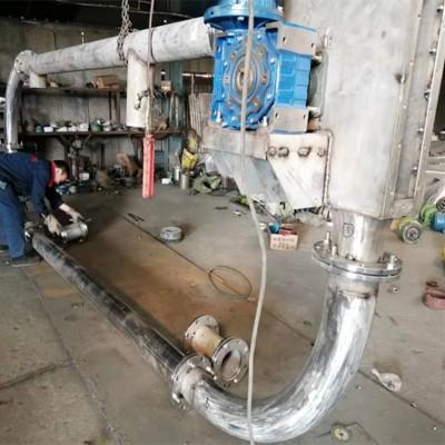 倾斜盘片管链机简介 双管循环管链输送机价格y8