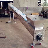 粉料不锈钢螺旋上料机 分类管式上料机y8