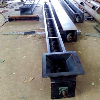 U型螺旋提升机加工  新型不锈钢管式输送机定制y8