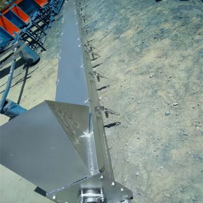 池州双轴螺旋提升机定制公司y8