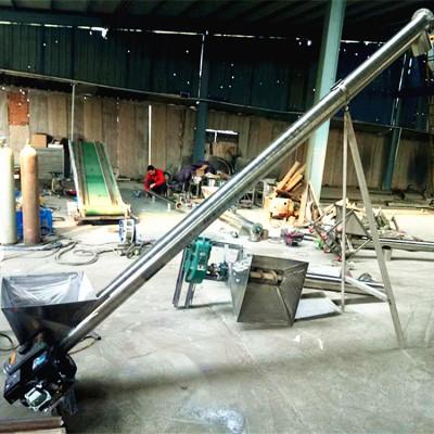 移动式螺旋提升机  热销不锈钢螺旋提升机y8