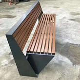 四川成都景观座椅公园椅定制厂家