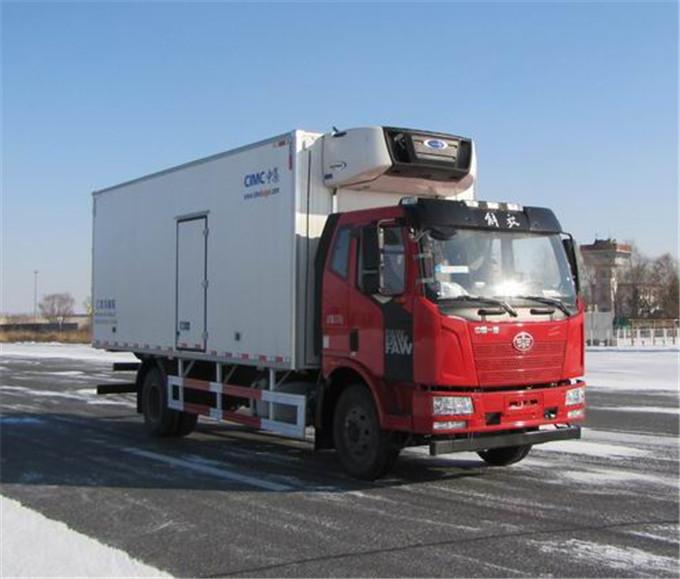 今日要闻:福田欧马可冷藏车车型介绍