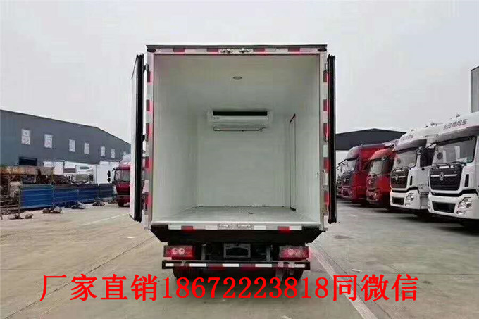 快讯:巴音郭楞五十铃100P冷藏车多少钱一辆