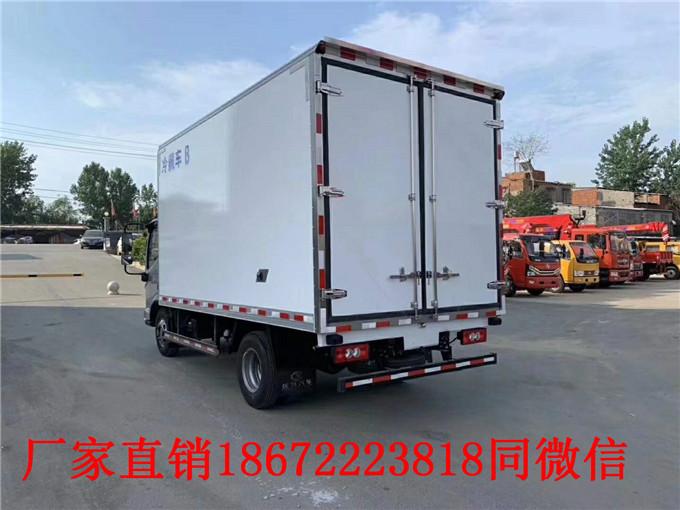 今日:湛江冷藏运输车欢迎来电