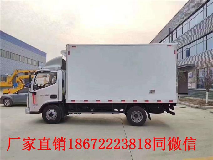今日:永州江铃顺达冷藏车可分期付款