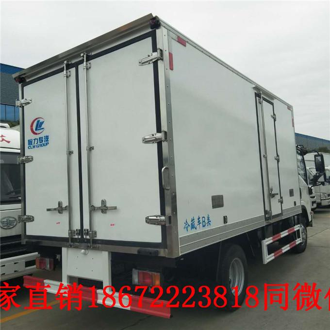 快讯:柳州福田奥铃冷藏车找冷藏车厂家潘洋