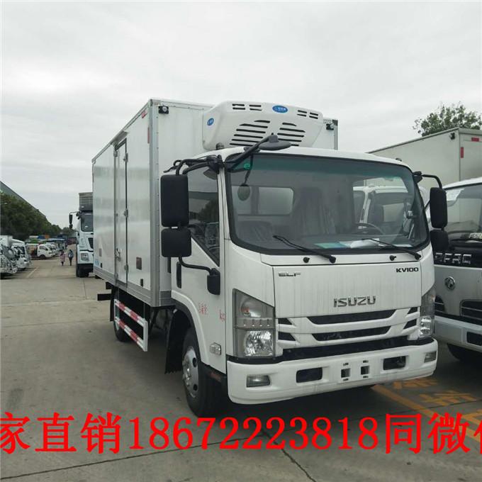 高:湘潭程力冷藏车厂家推荐
