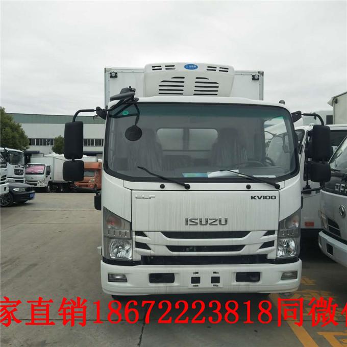 今日:镇江活鱼运输冷藏车售后无忧全国联保