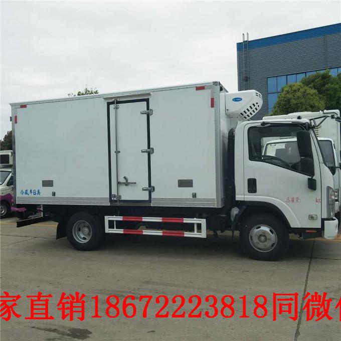 今日:淮安冷藏运输车免费