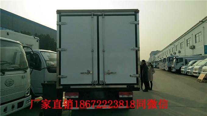 今日:扬州五菱冷藏车报价