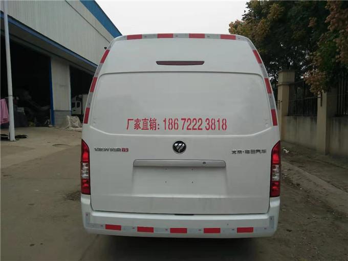 快讯:阳江福田欧马可冷藏车厂家报价