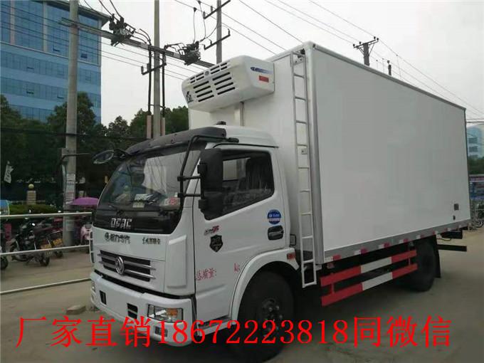 今日:连云港程力冷藏车质量好价格低
