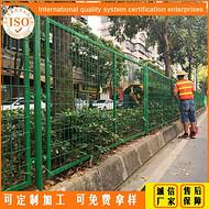 阳江道路隔离网价格 围绿化用的护栏网图片 广州护栏网厂家