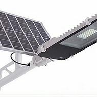 太阳能灯户外led家用超亮路灯新农村防水室外道路高杆庭院30W