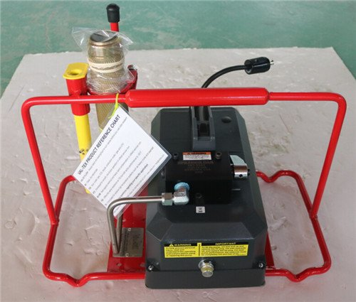 VAL-TEX 电动液压注脂泵/沃泰斯QS-2200A-12VDC