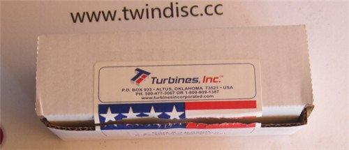 Turbines Inc流量计修理包TK0200